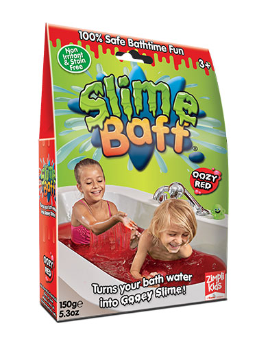 Gelli Baff Slime Ooze Smelli Colour Change Turns your bath water into goo